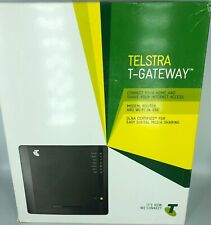 Telstra T-Gateway - ADSL2+ Router WIFI (PRE-OWNED) - FREE Post