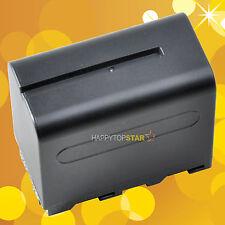 Battery Pack For Sony NP-F970 6600mAh 47.5Wh F550 NP-F530 NP-F570 F330 F750 F770