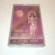 Lands Of The Dawn Chinmaga Dunster Cassette Tape Nightingale Records World Music