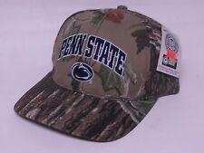 National Cap & Sportswear PENN STATE Collegiate Snapback Cap/Hat - Camo