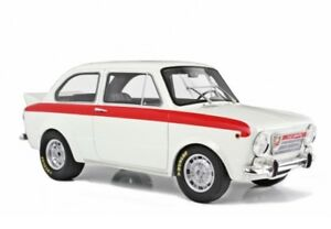 Fiat Abarth 1600 O.T. Test weiss 1965 - 1:18 Laudoracing limited