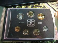 Canada 2000 Specimen Set.