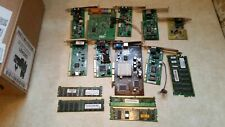 Mixed Memory RAM CPU Computer For Scrap Gold Recovery Parts