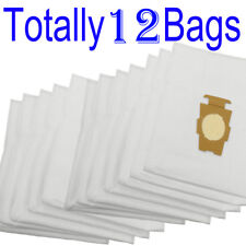 12x Bags For Kirby Micron Magic STYLE F Synthetic Vacuum Cleaner G10 204808