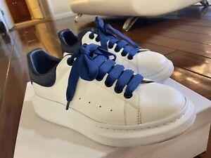 ***New Condition, 100% Authentic, Alexander McQueen Sneakers For Men Size 39 ***
