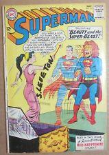 Superman #165 (1963 DC) VG- 3.5