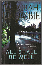 All Shall be Well by Deborah Crombie (Paperback, 2009)