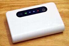 ZTE MF903 4G LTE FDD/TD 150Mbps Mobile WiFi Hotspot 5200mAh Power Bank  UNLOCKED
