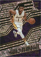 2015-16 Panini Revolution Rookie Revolution Basketball Card #16 D'Angelo Russell