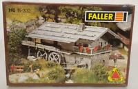 MINT SHRINK WRAPPED FALLER B-332 HO KIT - ALPINE BLACKSMITHS FORGE