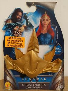 Aquaman Mera's Headdress ONLY Adult