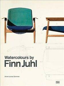 Watercolors by Finn Juhl, Hardcover by Sommer, Anne-Louise, Like New Used, Fr...