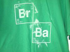 Tableau Breaking Bad syst/ème p/ériodique des /él/éments TBBT Nerd Tailles S Periodic Table of The Elements I Femme D/ÉBARDEUR XL
