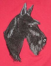 Embroidered Fleece Jacket - Scottish Terrier BT2630  Sizes S - XXL