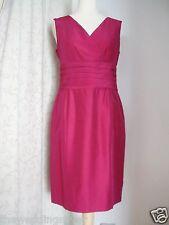 Bnwt taille 12 40 euros kaliko rose fuchsia empire robe mère de mariée