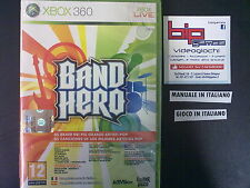 BAND HERO XBOX 360 PAL ITA NUOVO SIGILLATO