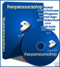 Gentoo Linux 20140826 Live Bootable Startup DVD +Free Random Retro Linux CD