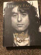 Jimmy Page Zoso Hard Cover Book