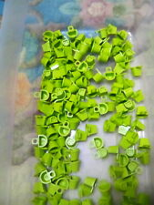 Lego Lime Backpack Container Basket 50 Pieces NEW