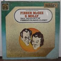 Fibber McGee & Molly two complete episodes 33RPM GA5011  010717LLE