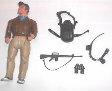 "1983 The A-Team Good Guys - 6"" Action Figure - MURDOCK with Weapons (V4)"