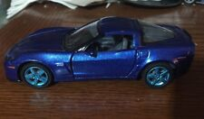 Kinsmart 2007 Chevy Corvette C6Z06 1/36 Scale Friction Driven