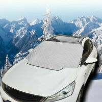 Auto Windshield Sunshade Protector Snow Cover Winter Ice Frost Guard Accessories