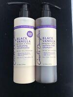 Carols Daughter Black Vanilla Shampoo & Conditioner 12 fl oz Each