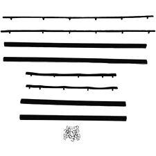 Steel Rubber Products 970466 Window felt weatherstrip for 1963-65 B Body Conv 81