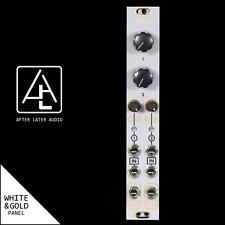 Antumbra Dual VCA (dVCA) in 4HP - Micro Mutable Instruments Veils (2CH) Eurorack