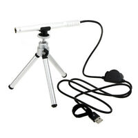2.0 USB Digital Microscope Endoscope Camera Magnifier 8 LED Portable 50-500X