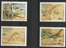 Dinosaurs mnh set of 4 stamps 1994 Angola #906-9