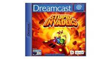 ## SEGA Dreamcast Spiel - Stupid Invaders (mit OVP & Anl.) - TOP ##