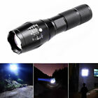 Powerful 5000Lm 5 Modes XML T6 LED Zoomable Flashlight Tactical Torch Lamp Light