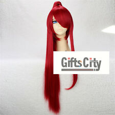 Hot Sale New Hairpiece Gurren Lagann Yoko Littner Party Wig Cosplay Wigs