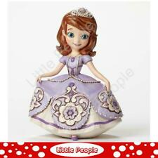 Jim Shore Disney Traditions -The New Girl in Crown -  Princess Sophia the First