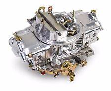 Holley 0-4776SA 600CFM Shiny Alumnium Double Pumper Factory Refurbished 4bbl