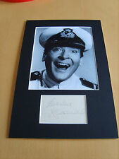 Kenneth Williams Carry On Genuine signed authentic autograph UACC / AFTAL