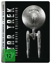 3er Steelbook STAR TREK Raumschiff Enterprise INTO DARKNESS Beyond 6 BLU-RAY Box