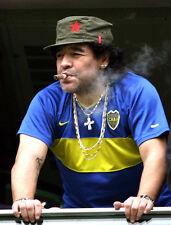 Diego Maradona década sin firmar Foto-H3051-Argentina retirado futbolista profesional