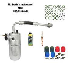 New AC A/C Service Repair Kit Fits: 1998 - 2001 Ford F-150 V8 4.6L & 5.4L