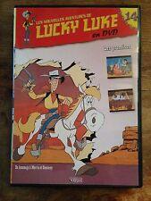 les nouvelles aventures de lucky luke DVD dessin-animé les promises