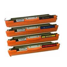 4PK CF350A CF351A CF352A CF353A Toner Set For HP 130A LaserJet MFP M176n M177f