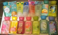Bath and Body Works Travel Size Shower Gels!