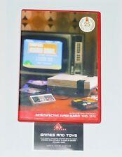 DVD NINTENDO WII COMPLET RETROSPECTIVE SUPER MARIO 1985-2010