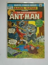Marvel Feature #9 2.5 GD+ top staple cover detached (1973 1st Series)