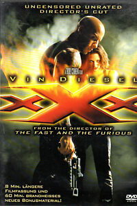 XXx - Triple X - Uncensored Unrated Director`s Cut       ..... DVD.....V34