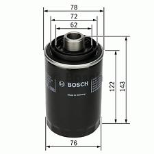Ölfilter - Bosch F 026 407 080