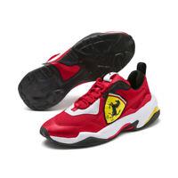 Puma Mens Scuderia Ferrari Thunder Red/White Trainers