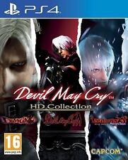 PS4 Game Devil May Cry HD Collection New